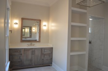 Photo Gallery of Baths for Custom Homes Winston-Salem