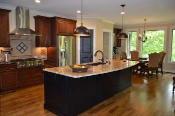 Photo Gallery of Kitchens for Custom Homes Winston-Salem