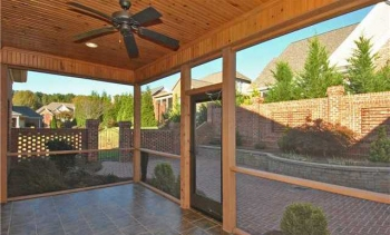 Photo Gallery of Outdoor Living Details for Custom Homes Winston-Salem