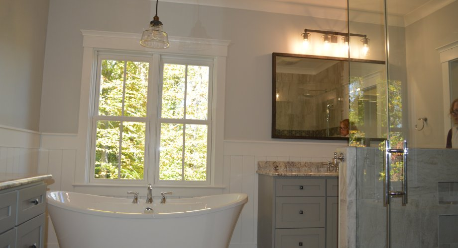 Custom and Remodeled Baths Winston-Salem NC