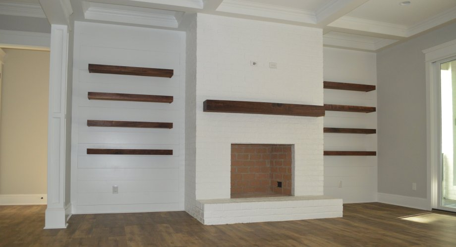 Custom Fireplaces Winston-Salem NC