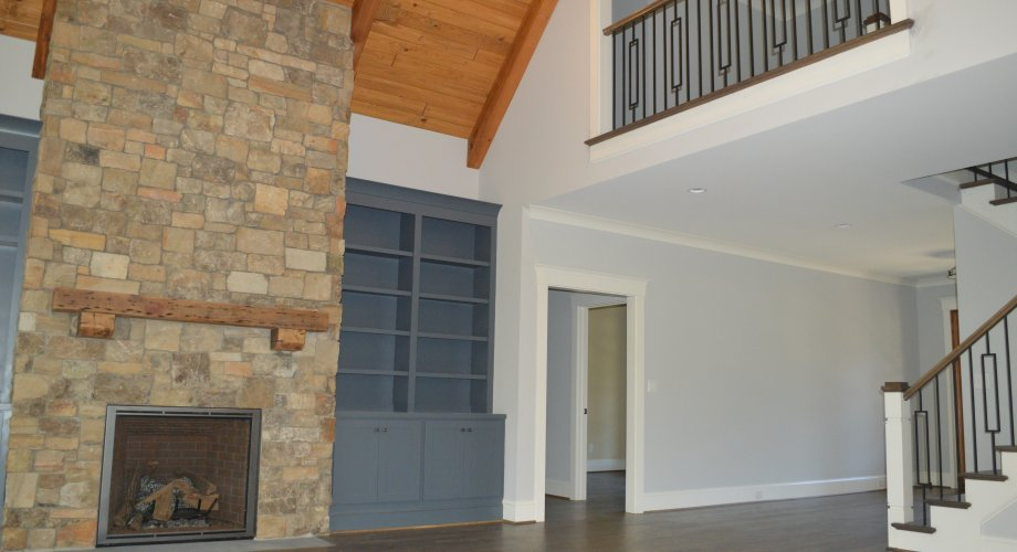 Quality Home Construction Interior Details Winston-Salem NC