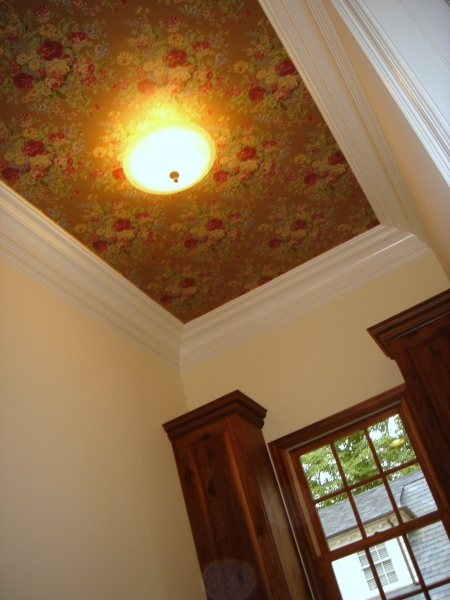 Photo interior Details Winston-Salem Alan Fletcher Construction